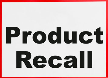 Minimising the risk of a product recall