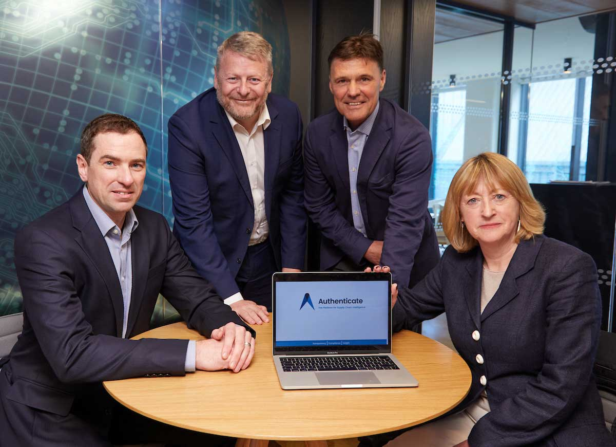 Authenticate receives £2.3m new funding