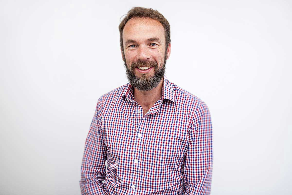 Alex Walters joins Authenticate as Chief Commercial Officer